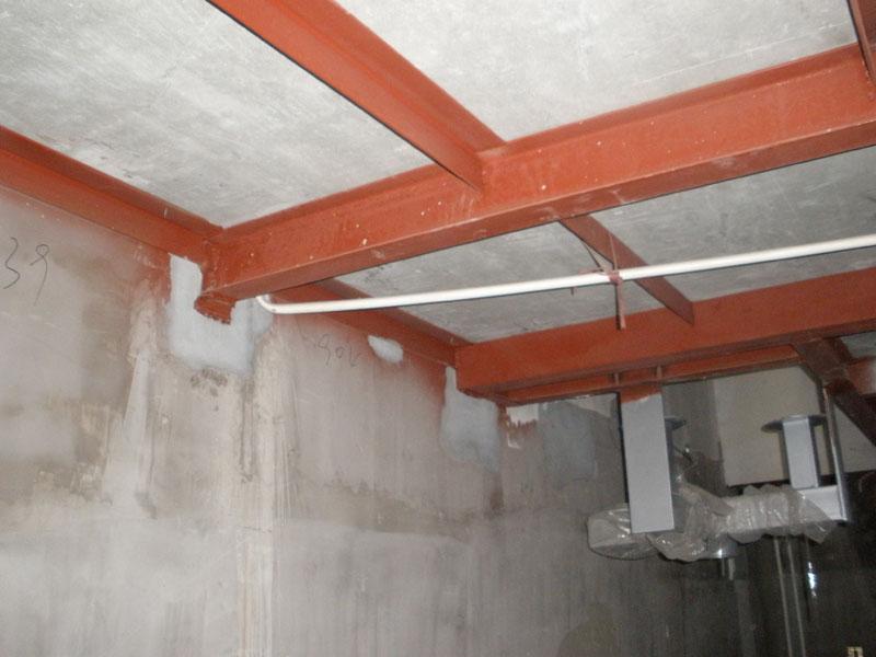 钢结构夹层楼板图片|钢结构夹层楼板样板图|钢结构图