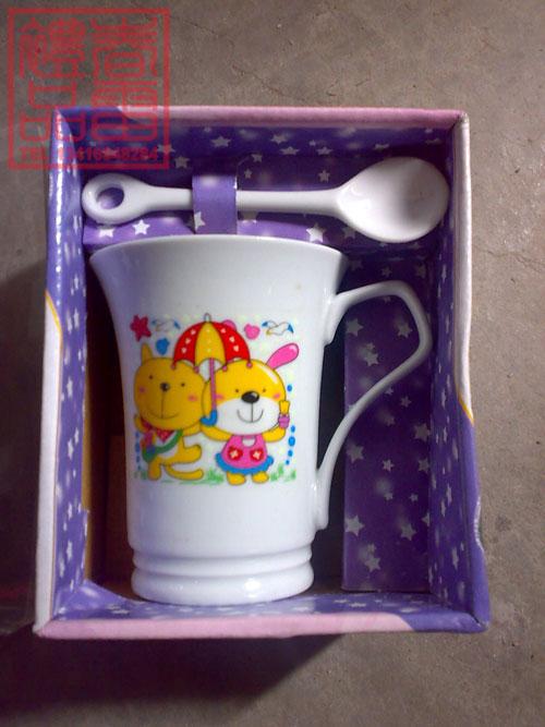 供应东莞广告陶瓷杯