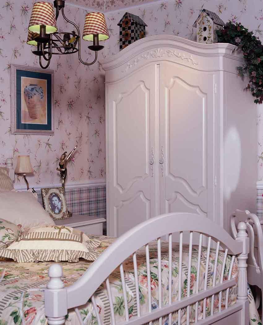 儿童家具图片 儿童家具样板图 欧式儿童家具定做-艾