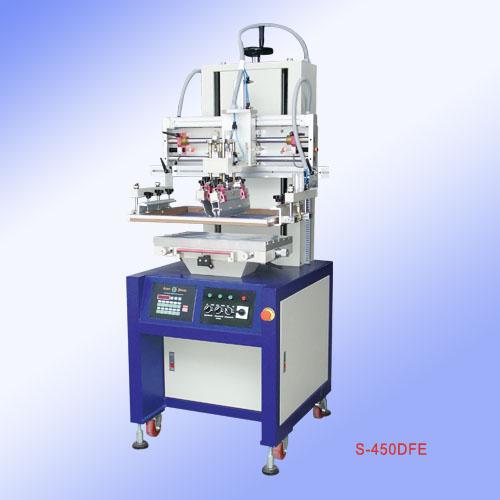 供应丝印机丝印机价格平面丝印机东莞丝印机丝印机450DFE 气动平面丝印机 气动平面丝印机价格