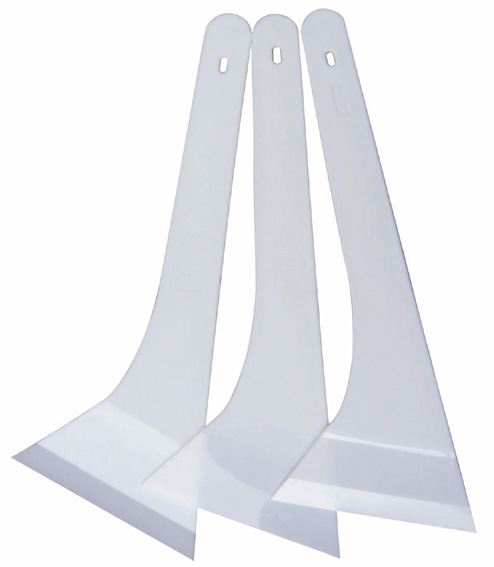 北斗星贴膜工具超长玻璃白色刮板生产供应商 广州市北斗星汽车用品有高清图片