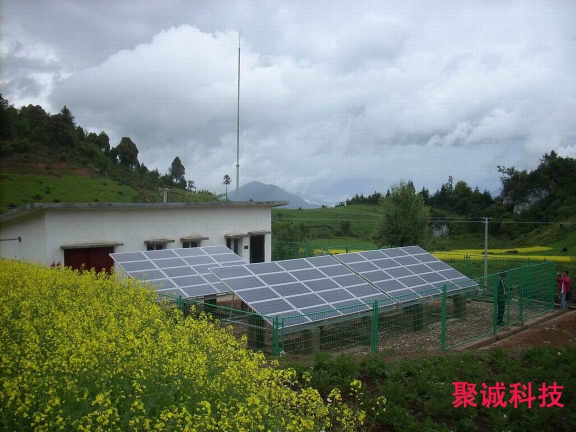 供应云南发电机组-太阳能发电机组