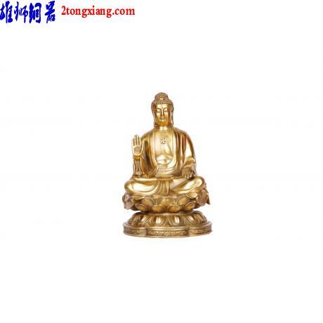 供应铜佛像-铜像制作-铜佛像批发图片
