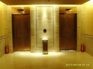 电梯装饰工程图片