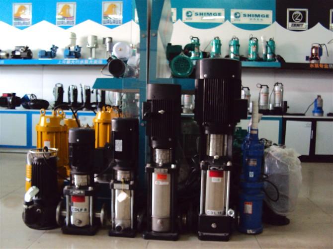 上海万尔乐泵业有限公司