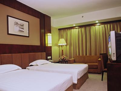 先烈中路 动物园 广州银座大酒店番禺市桥附近经济酒店订房电话