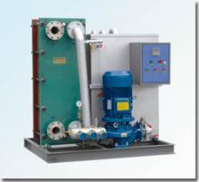 供应水水冷却器