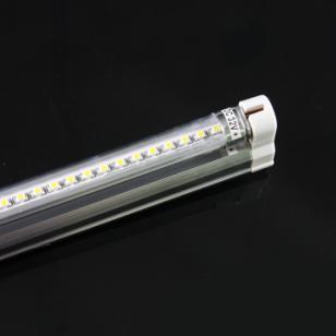 T5LED日光灯管10瓦功率透明图片