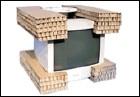 供应蜂窝纸板/批发生产厂,卫浴包装