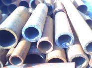 钢管无缝钢管切割零售图片