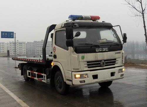 供应东风多利卡清障车图片