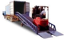 供應集裝箱裝卸平台