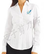 供应长袖全棉女衬衫