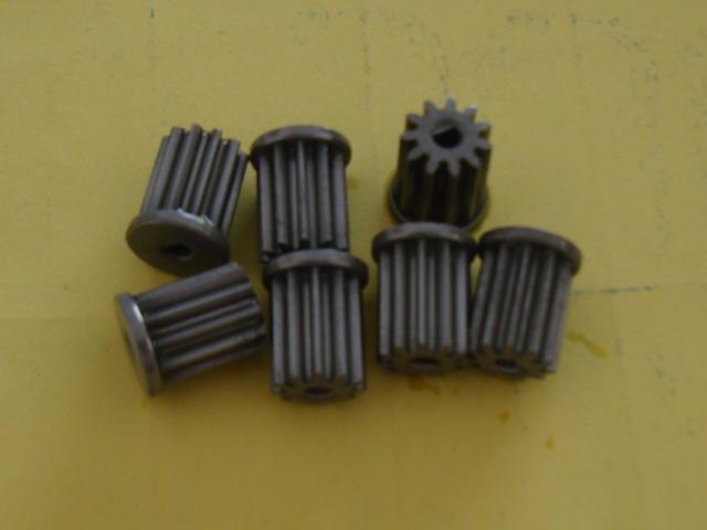 供应玩具齿轮批发