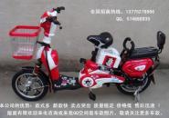 赛蝶电动自行车图片