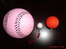 供应PU棒球