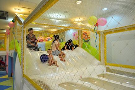 爱乐游系列 ,室内儿童乐园游艺游乐设备冰天