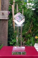供应协会奖杯奖牌奖品如何定做水晶奖杯水晶奖牌厂家会议纪念品