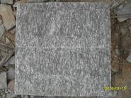 黑木纹板岩蘑菇石图片