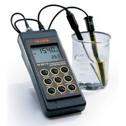 HI98170酸度仪温度测定仪HI98170酸度温度测定仪