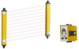 供应安全光幕安全光幕传感器安全光幕生产商安全光栅红外线保护器批发