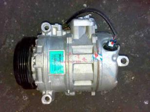 宝马745空调泵图片