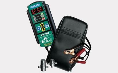 供应美国密特摩托车专用蓄电池检测仪f