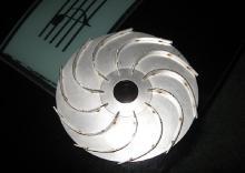 水泵叶轮凸焊机