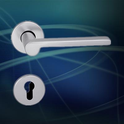 供应赛菲特铝锁机械插芯锁执手锁批发