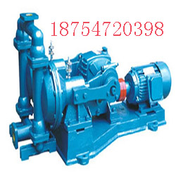 DBY电动隔膜泵图片