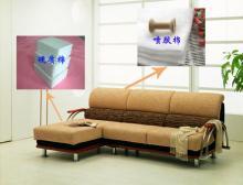 供应硬质棉沙发坐垫喷棉