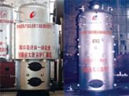 立式1吨燃煤锅炉出口哈萨克斯图片