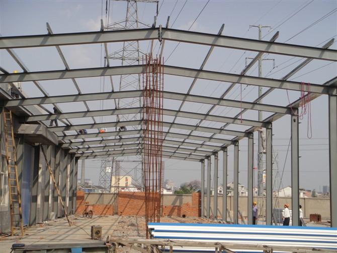 钢结构_钢结构供货商_供应钢结构才厂房