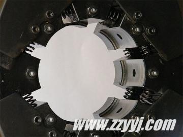 供应超薄型扣管机图片