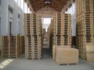 木托盘木栈板胶合板垫仓板图片
