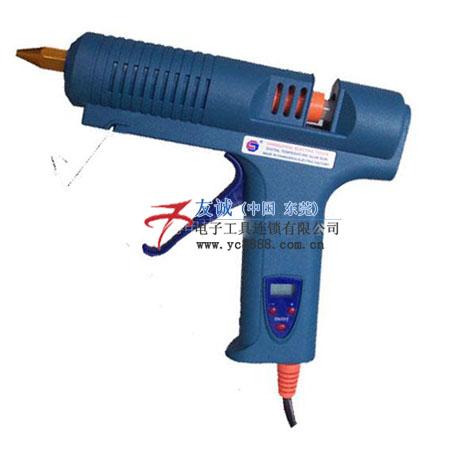 供应数显调温胶枪数显可调热熔胶枪大功率胶枪小功率胶枪200W批发