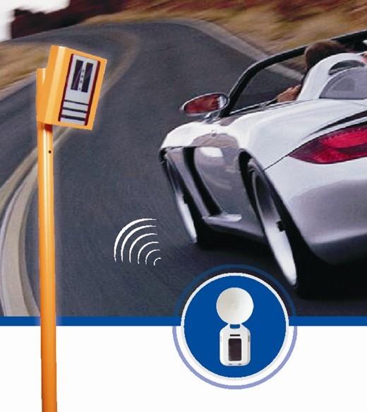供应远距离自动识别车辆自动管理系统图片