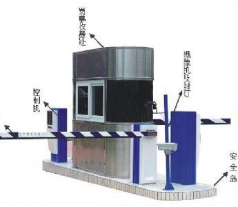 供应IC卡停车场智能管理系统 多奥IC卡停车场 停车场智能收费系图片