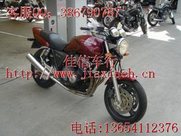 供应本田cb400摩托车