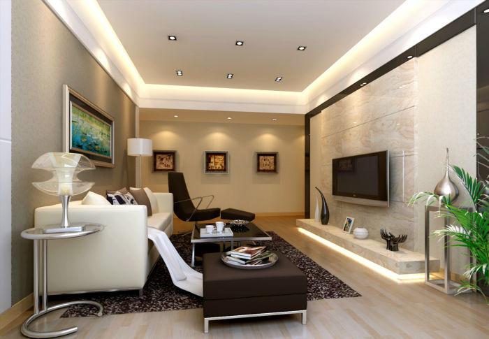 平房室內裝飾效果圖; 成都裝飾裝修公司生產成都住宅
