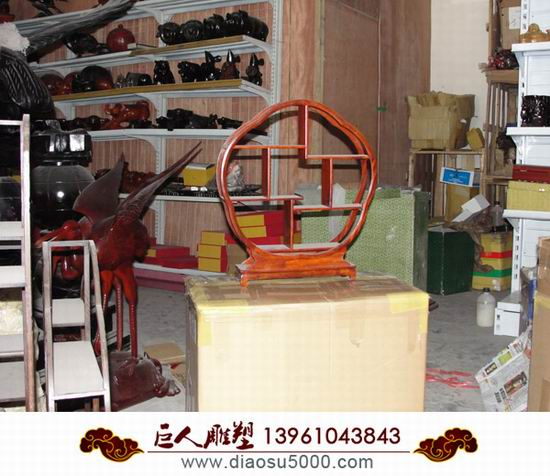供应红木工艺品木雕艺术品