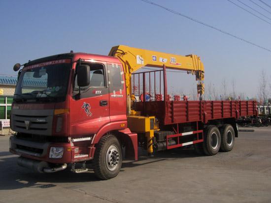 供应9吨随车吊运输车批发