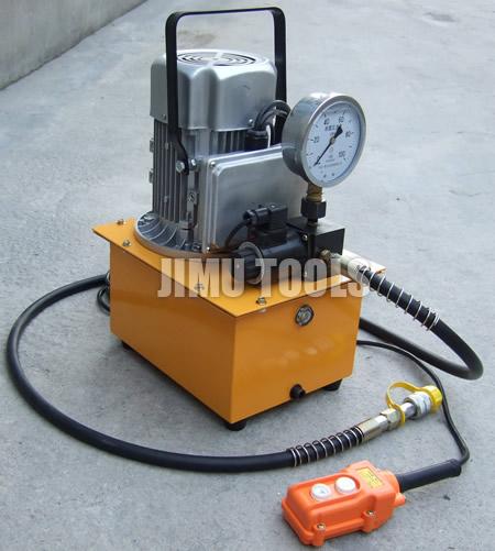 供应超高压电动液压泵超高压电动泵浦ZCB-700B