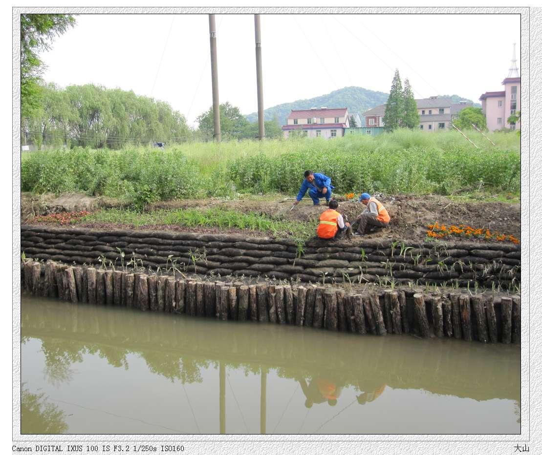 生态袋环保工程施工图片/生态袋环保工程施工样板图