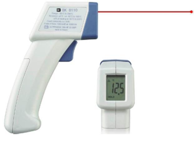 供應雷射指標紅外線溫度計