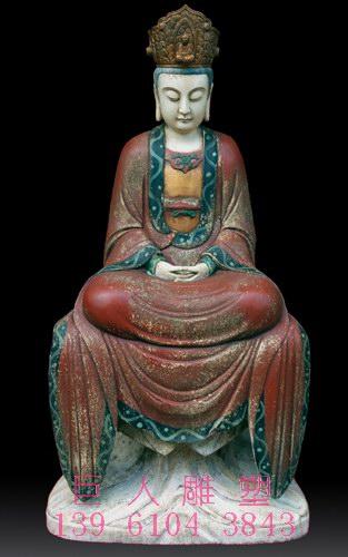 供应木雕古代佛像