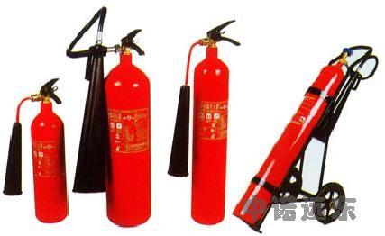 北京中诺远东科技有限公司生产供应二氧化碳灭火器