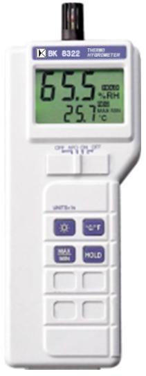 供應數位式露點量測計