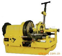 WJDX-100电动套丝切管机