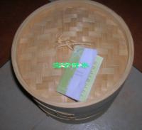 供应竹蒸笼20cm